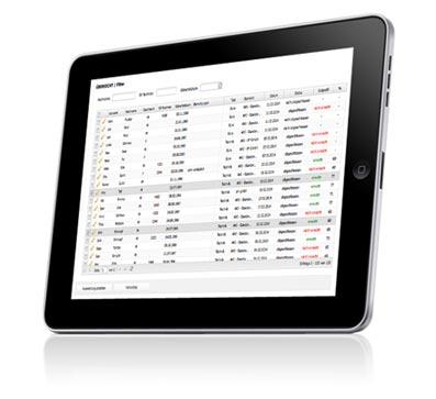 Auswahlhilfe Testsystem Stammdaten verwalten