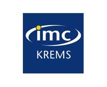 Auswahlhilfe Referenzen Logo imc Krems