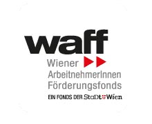 Auswahlhilfe Referenzen Logo Waff