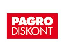 Pagro Diskont Auswahlhilfe Kundenlogo Referenz